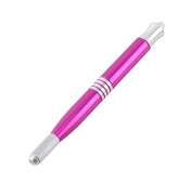 Beauty Mark Pink Double Sided microblading Pen