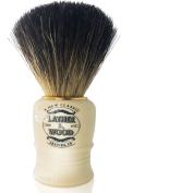 Pure Badger Shaving Brush –Premium Handmade in England – Simply the Best Luxury Men's Shave Brush