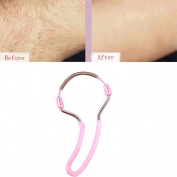 sumanee High Face Facial Hair Remover Spring Threader Removal Epilator Stick Beauty Tool