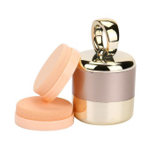Puff Vibrating Make Up Foundation Applicator Tool Boxed With 2 Extra Puffs by Baomabao