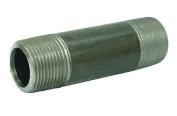 Ace Galvanised Nipple 2.5cm - 1.3cm X 5.1cm