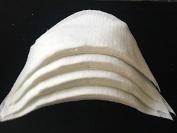 Felt Shoulder Pads for Bespoke Suite .For Jacket-Making / price for 3 Prir