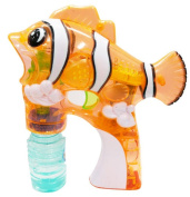 Electric soap shooter fish