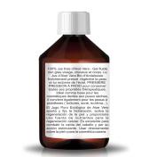 biOty garden Organic Aloe Vera Juice 99.99% Cold-pressed, genuine, liquid, without thickeners