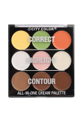 All-In-One Cream Palette