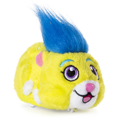 """Zhu Zhu Pets - Rocky, Furry 4"""" Hamster Toy with Sound and Movement"""