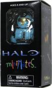 Halo Minimates Army Builder Dump CQB Spartan Minifigure [Cyan]