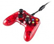 Power-A 617885003103 Mini Pro EX Wired Controller for Xbox 360 - Red
