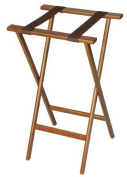 Wood Tray Stand, Walnut ,Csl Foodservice And Hospitality, 1178-1