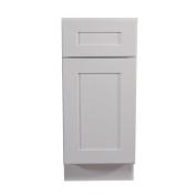 Design House 561357 Brookings 50cm Base Cabinet, White Shaker