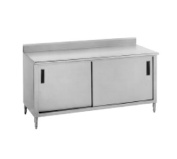 Advance Tabco Work Table Cabinet 60cm - CF-SS-247M