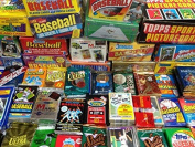 FACTORY SEALED PACK SALE! 100 OLD BASEBALL CARDS ~TOPPS ~ FLEER ~ DONRUSS ~ UPPER DECK ~ SCORE ~ STADIUM CLUB ~ O-PEE-CHEE ~ BOWMAN SEALED WAX PACKS ESTATE SALE WAREHOUSE FIND!