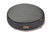 P.L.A.Y. Round Bed with Eco-Friendly Filler and Removable Cover that is 100% Machine Washable