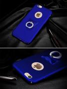 iPhone 8 Plus Case, Nurbo Creative Unique Design PC Plastic Cover with Finger Ring Holder for iPhone 8 Plus 14cm