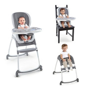 NEW Smartclean Trio 3 In 1 High Chair Slate