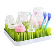 GZQ Bottle Drying Rack Detachable High Capacity Holder for Baby Teats Bottles Dishes Sippy Cups Nipples Pump Parts
