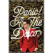 Panic At The Disco- Green Ivy & Red Suit Poster 60cm x 90cm