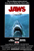 Jaws, 1975 Poster - 24x36