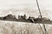Men on Girder, 1930 Poster - 36x24