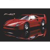 Studio B Ferrari F 40 Poster