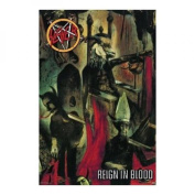 Slayer - Reign in Blood Poster Art Print