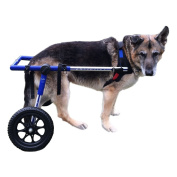 Dog Wheelchair - For Large Dogs 32-80kg - By Walkin' Wheels