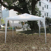 Ktaxon 3mx3m Outdoor Canopy Wedding Party Tent Gazebo Heavy Duty Pavilion Cater Even