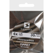 SuperFly Premium Performance Tippet, 6X