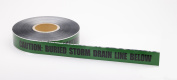 Mutual Industries 17774 5.1cm X 300m Detect Storm Drain Grn