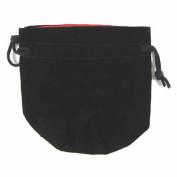 Black Velvet Dice Bag (7.6cm x 11cm ) Koplow Games