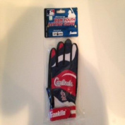 "Franklin Youth Batting Glove Left Hand ""Cardinals"""