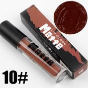 Kanzd 12 Colours Waterproof Long Lasting Liquid Lipstick Matte Lipstick Cosmetic Beauty Makeup Lip Gloss