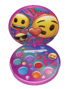 Emoji Lip Gloss Compact with Mirror