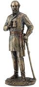 Robert E. Lee Standing Statue Sculpture Civil War