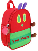 Personalised World of Eric Carle Very Hungry Caterpillar Back to School Luncbox Lunch Bag - 25cm