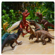 Mitsutomi Hot Fad Dinosaur Play Toy Animal Action Figures Novelty Fashion Collection Toy