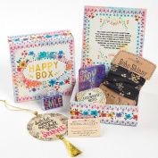 Natural Life Gift Set Small Happy Box with Boho Bandeau and More!