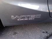 VTEC DECALS (BLACK)