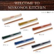Do the Mykonos chopsticks & case case chopsticks set chopsticks; chopsticks chopsticks