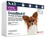 CrossBlock II Flea Preventative for Dogs 1.4-4.5kg.