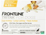 Merial Frontline Tritak Pest Control for Dogs and Puppies, 1.8-10kg