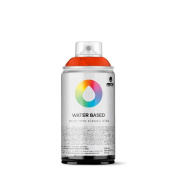 MTN Water Based 300 Spray Paint - RV3020 - Naphthol Red