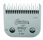 Oster 78919-056 A5 Skip Tooth Blade, 7, Silver