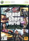 Ground automatic episode from liberty city /Xbox360 afb