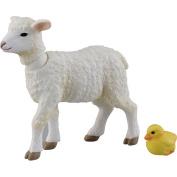 AP-08 sheep child
