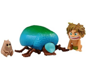 and boy lively dinosaur collection spot & beetle