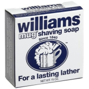 Williams mug shaving soap - 50ml by Williams