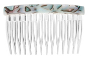 France Luxe Basic Side Comb - South Sea