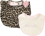 Kate Spade New York Kids Baby Girl's Ooh La La Bib Set (Infant) Assorted One Size