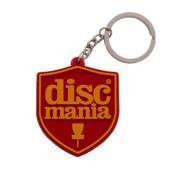 Discmania Shield Disc Golf Key Chain
